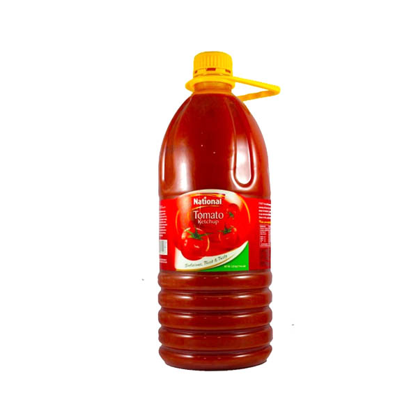 National Tomato Ketchup Bottle 3.25kg