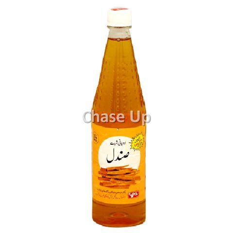 Qarshi Sandal Instant Syrup Pet Bottle 800ml