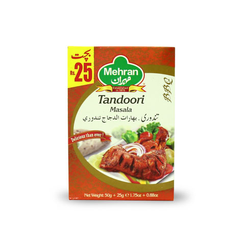 Mehran Tandoori Chicken Masala 50gm
