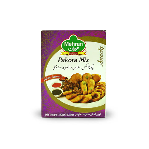 Mehran Pakora Mix Recipe 150gm