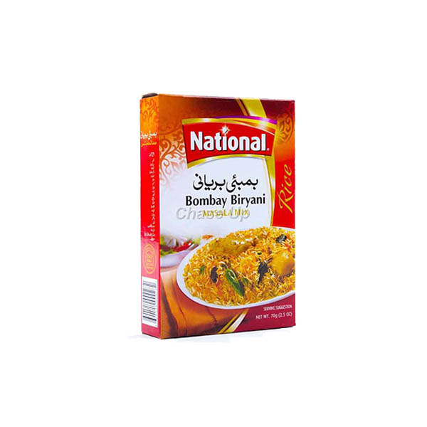 National Bombay Biryani Masala 50gm
