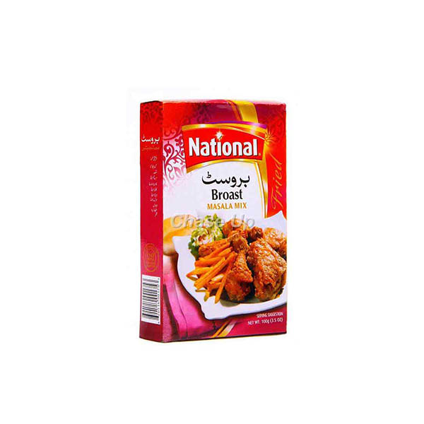 National Broast Masala 100gm