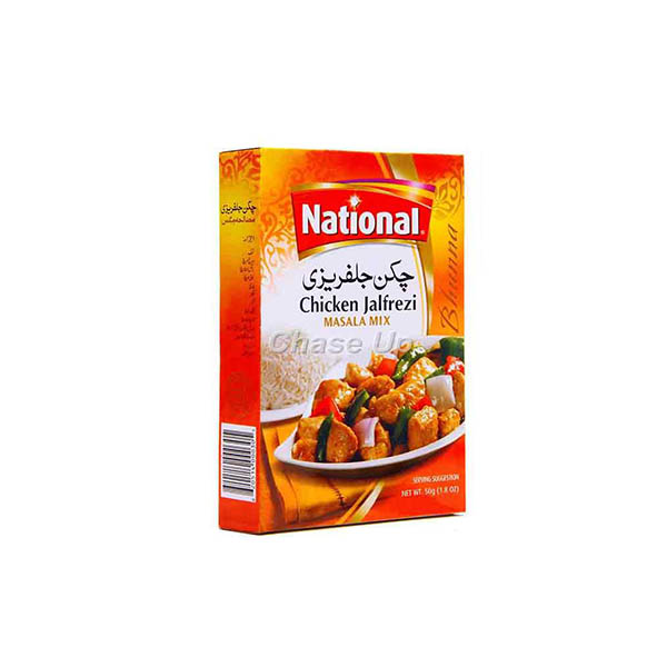 National Chicken Jalfrezi Masala 50gm