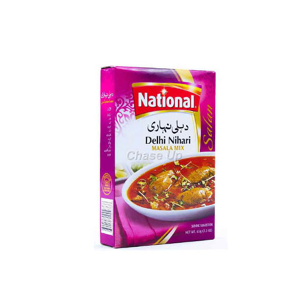 National Dehli Nehari Masala 65gm