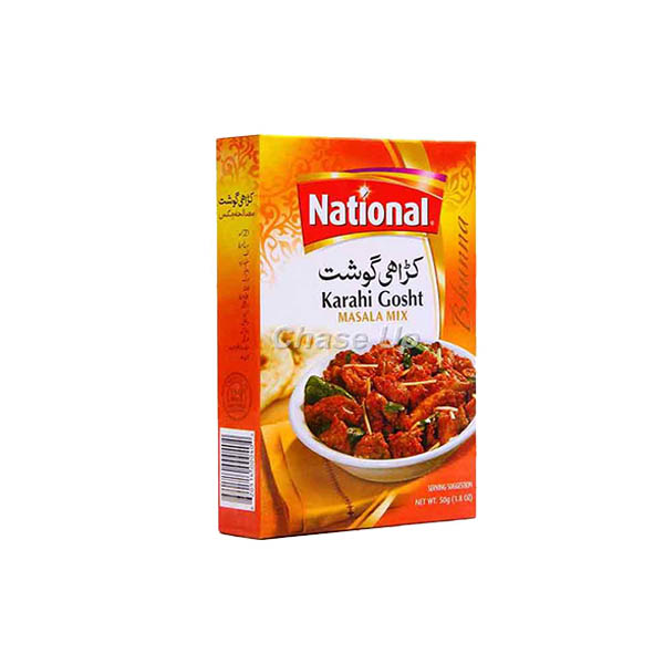National Karahi Gosht Masala 50gm