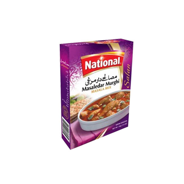 National Masalaydar Murghi Masala 50gm