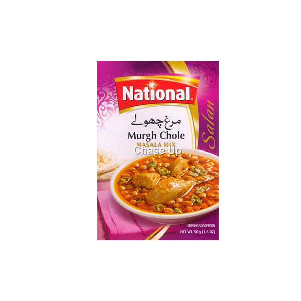 National Murgh Cholay Masala 50gm