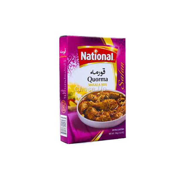 National Qorma Masala 50gm