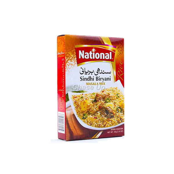 National Sindhi Biryani Masala 50gm