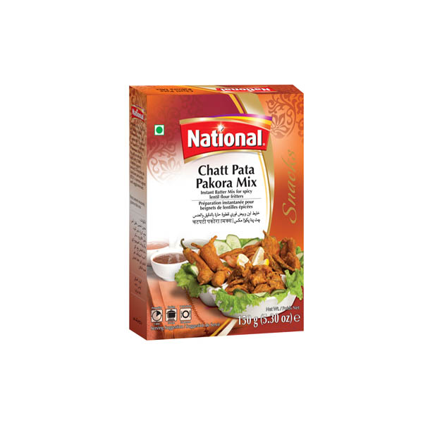 National Pakora Mix Masala 180gm