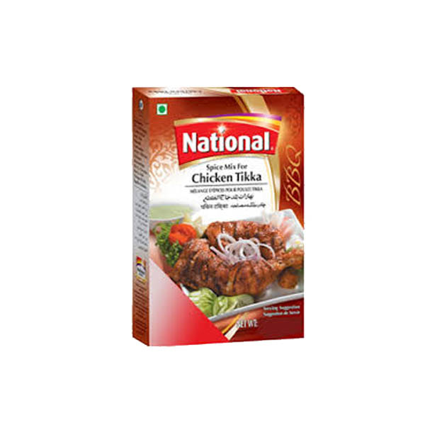 National Tikka Masala D/Pack 100gm