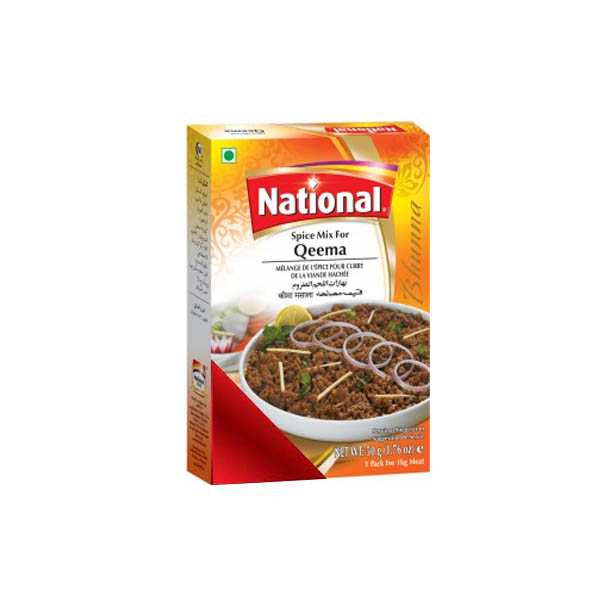 National Qeema Masala 50gm