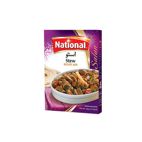 National Stew Masala 50gm