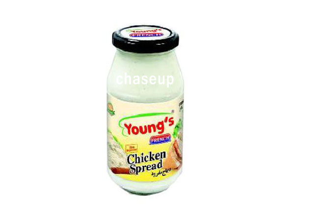 Youngs French Chicken Spread Bottle 500ml