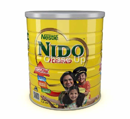 Nestle Nido Fortified Powder Milk 2.5kg Imp