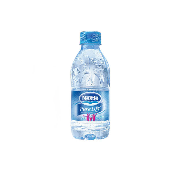 Nestle Pure Life Mineral Water Bottle 330ml