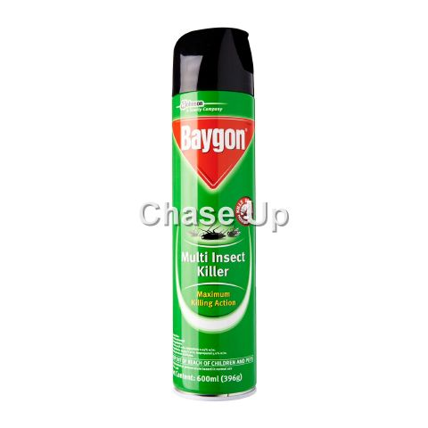 Baygon Flying & Crawling Insect Killer Spray 600ml