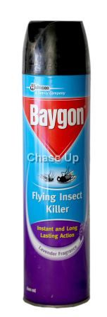 Baygon Aerosol Fly & Insect Killer 600ml