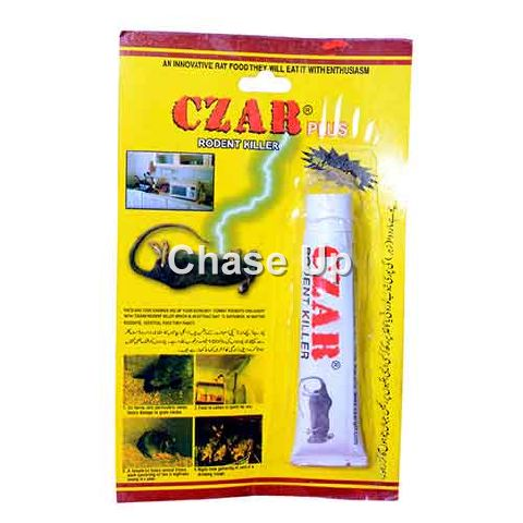 C Zar Roach Killing Gel 5gm