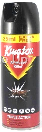 KingTox Black All Insect Killer 325ml