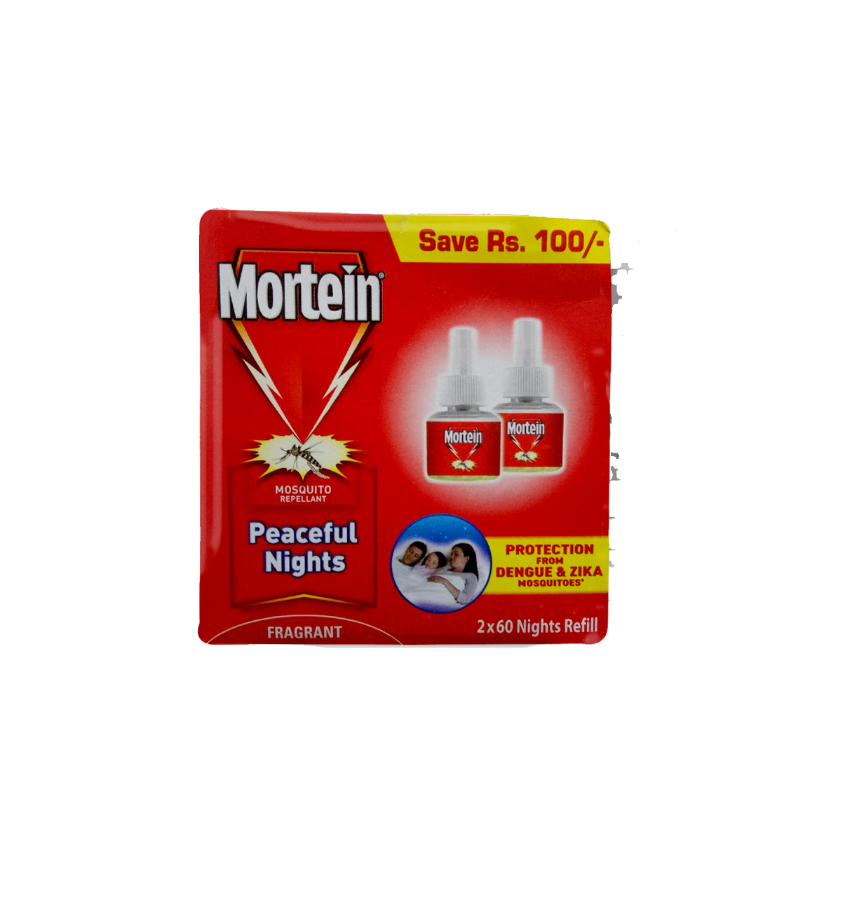 Mortein LED Refill Twin Pack 45ml