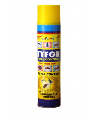 Tyfon Total Control Aerosol All Insect Killer 400ml