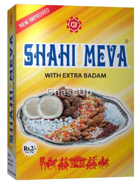 Shahi Meva Mouth Freshener Jumbo Box 155gm
