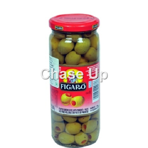 Figaro Stuffed Green Olives 85gm