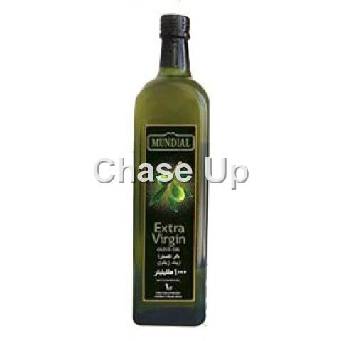 Mundial Extra Virgin Olive Oil Bottle 1ltr