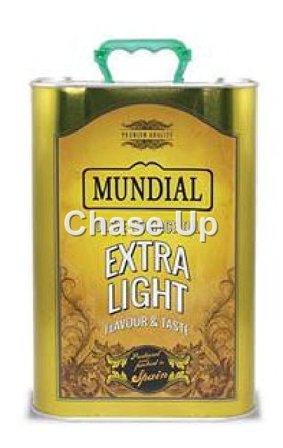Mundial Extra Light Pomace Olive Oil Tin 3ltr