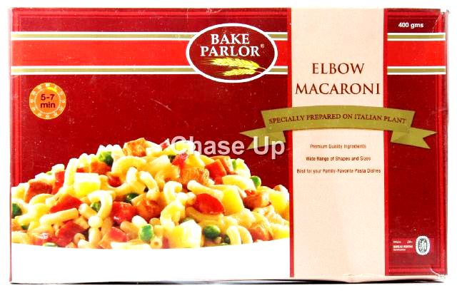 Bake Parlor Small Elbow Macaroni Box 400gm