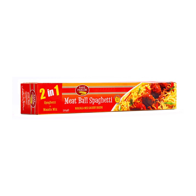 Bake Parlor Meat Ball Spaghetti 250gm