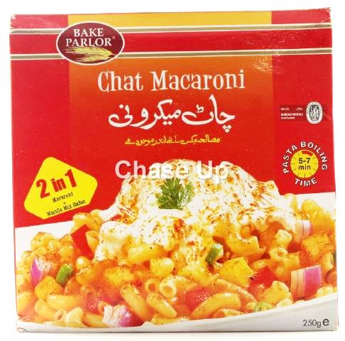 Bake Parlor Chat Macaroni Box