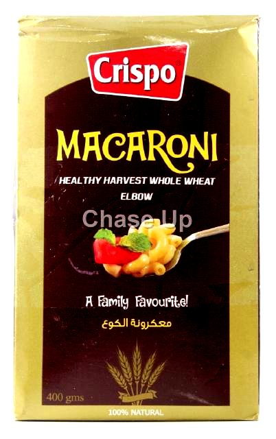 Crispo Macaroni Box 400gm