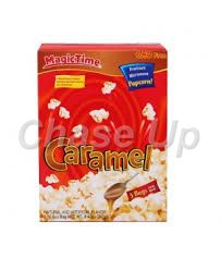 Magic Time Caramel Popcorn 297gm