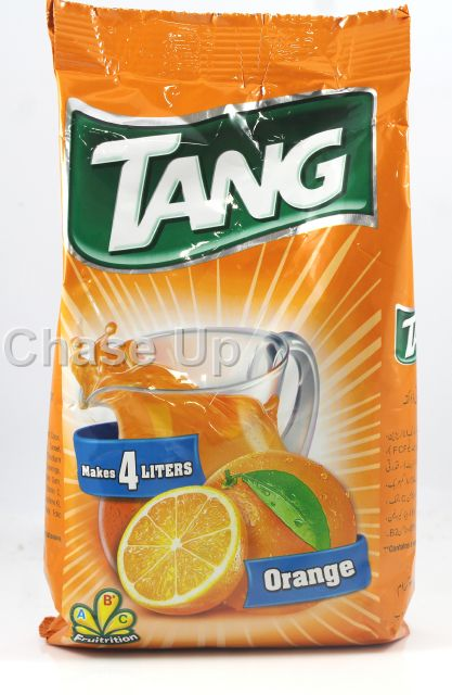 Tang Orange Powder Drink Pouch 340gm