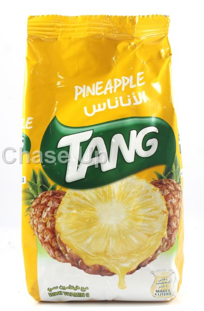 Tang Pineapple Powder Drink Pouch 500gm Imp