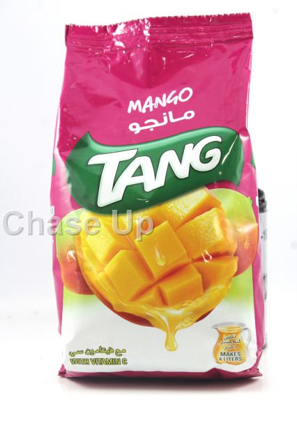 Tang Mango Powder Drink Pouch 500gm Imp
