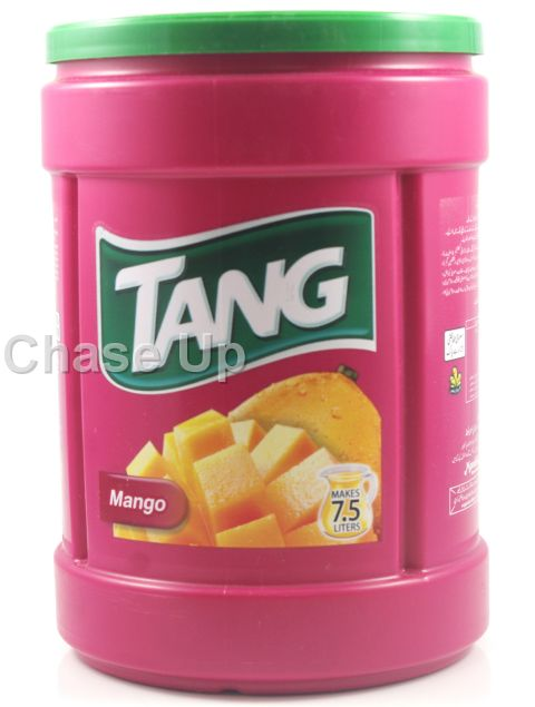 Tang Mango Powder Drink Tub 750ml