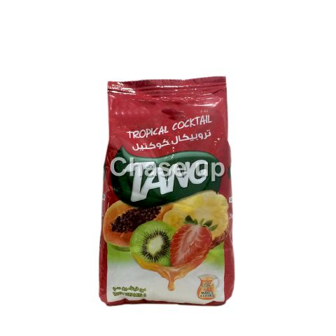 Tang Tropical Fruit Instant Powder Drink 500gm Pouch