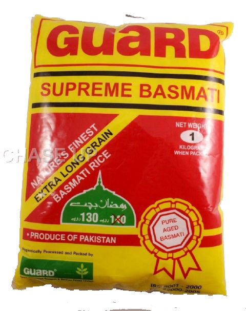 Guard Supreme Rice 1kg
