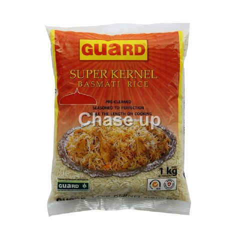 Guard Super Kernel Basmati Rice 1kg