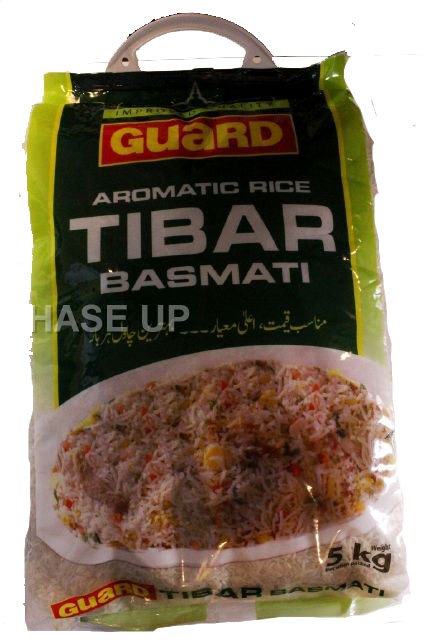 Guard Tibar Basmati Rice 5kg