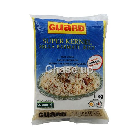 Guard Super Kernal Sella Rice 1kg