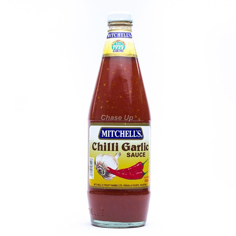 Mitchells Chilli Garlic Sauce 825gm