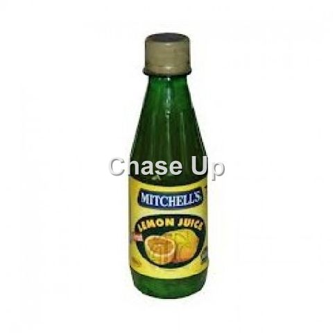Mitchells Lemon Juice Pet Bottle 300ml