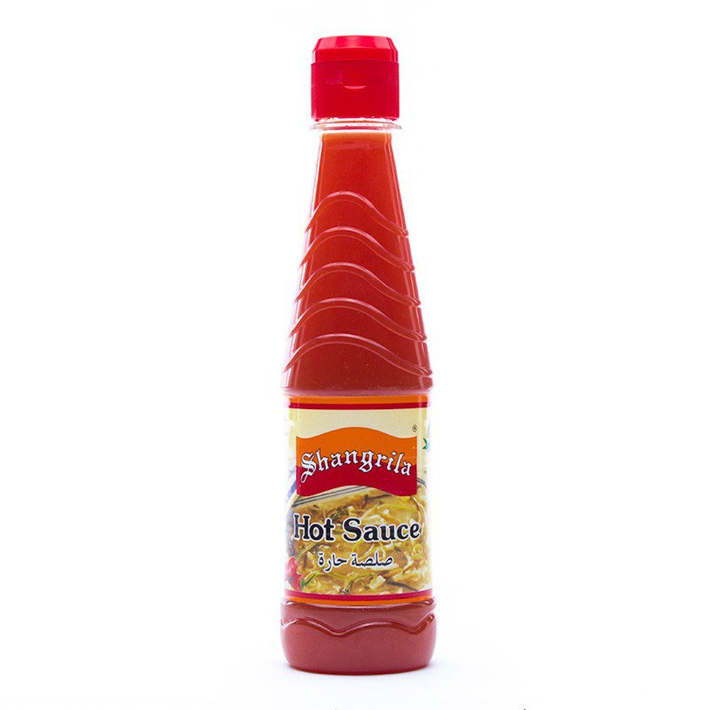Shangrila Chilli Sauce Pet Bottle 120ml
