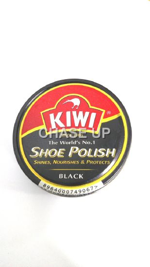 Kiwi Black Shoe Polish 45ml