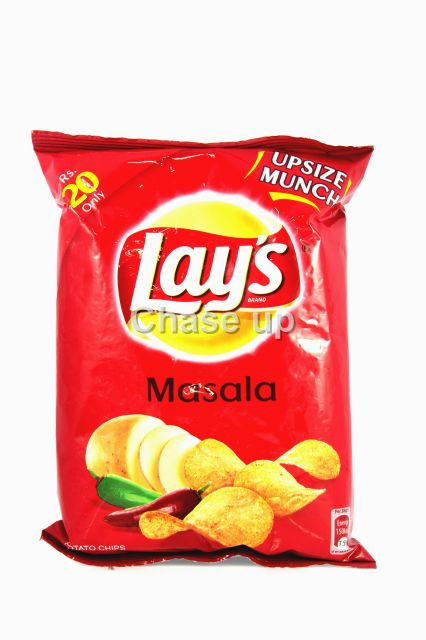 Lays Masala Chips 27gm