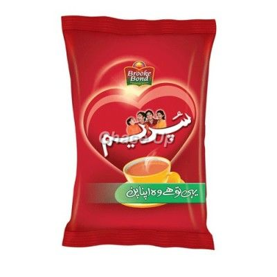 Brooke Bond Supreme Tea Pouch 475gm